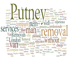 man and van Putney